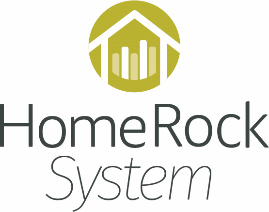 The HomeRock System logo from Help at Home