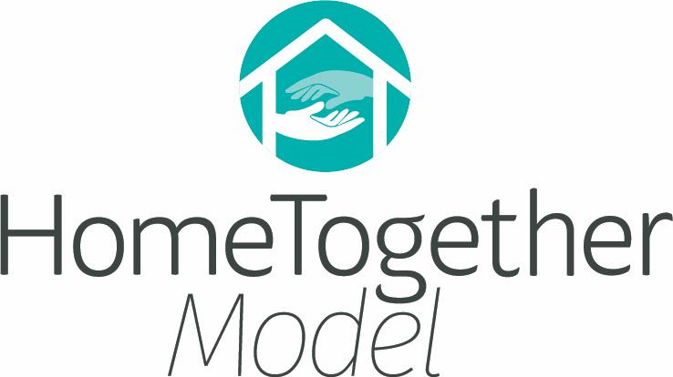 Logo for Help at Home's HomeTogether Model